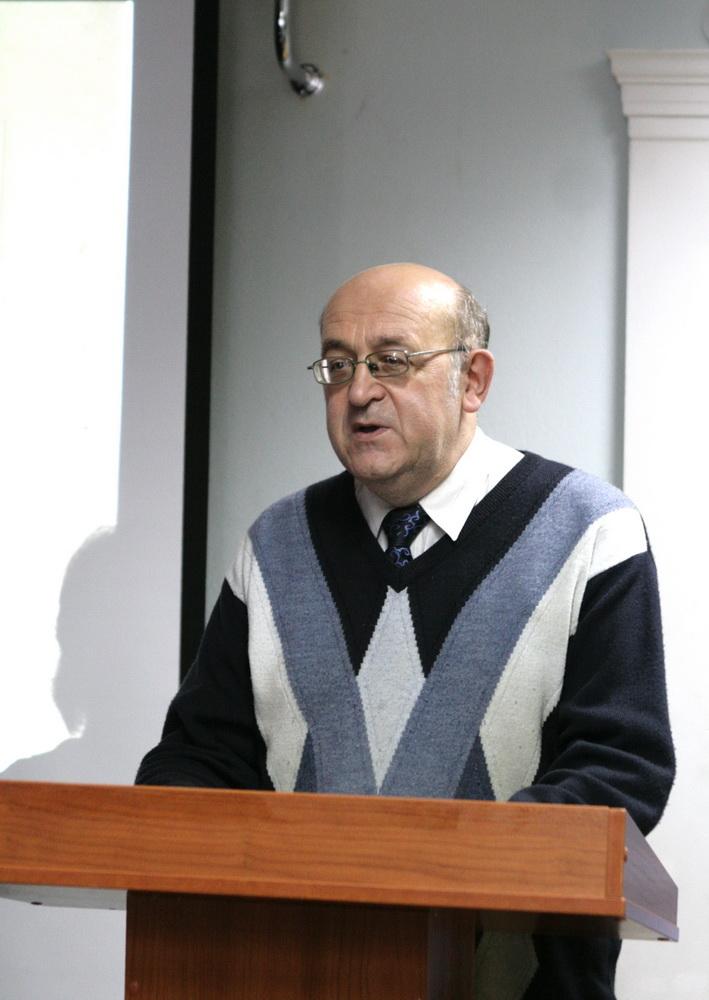В.С. Жаравин, ведущий архивист отдела использования КОГКУ «ГАСПИ КО».